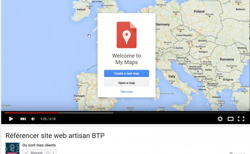 Référencement site artisan- astuce