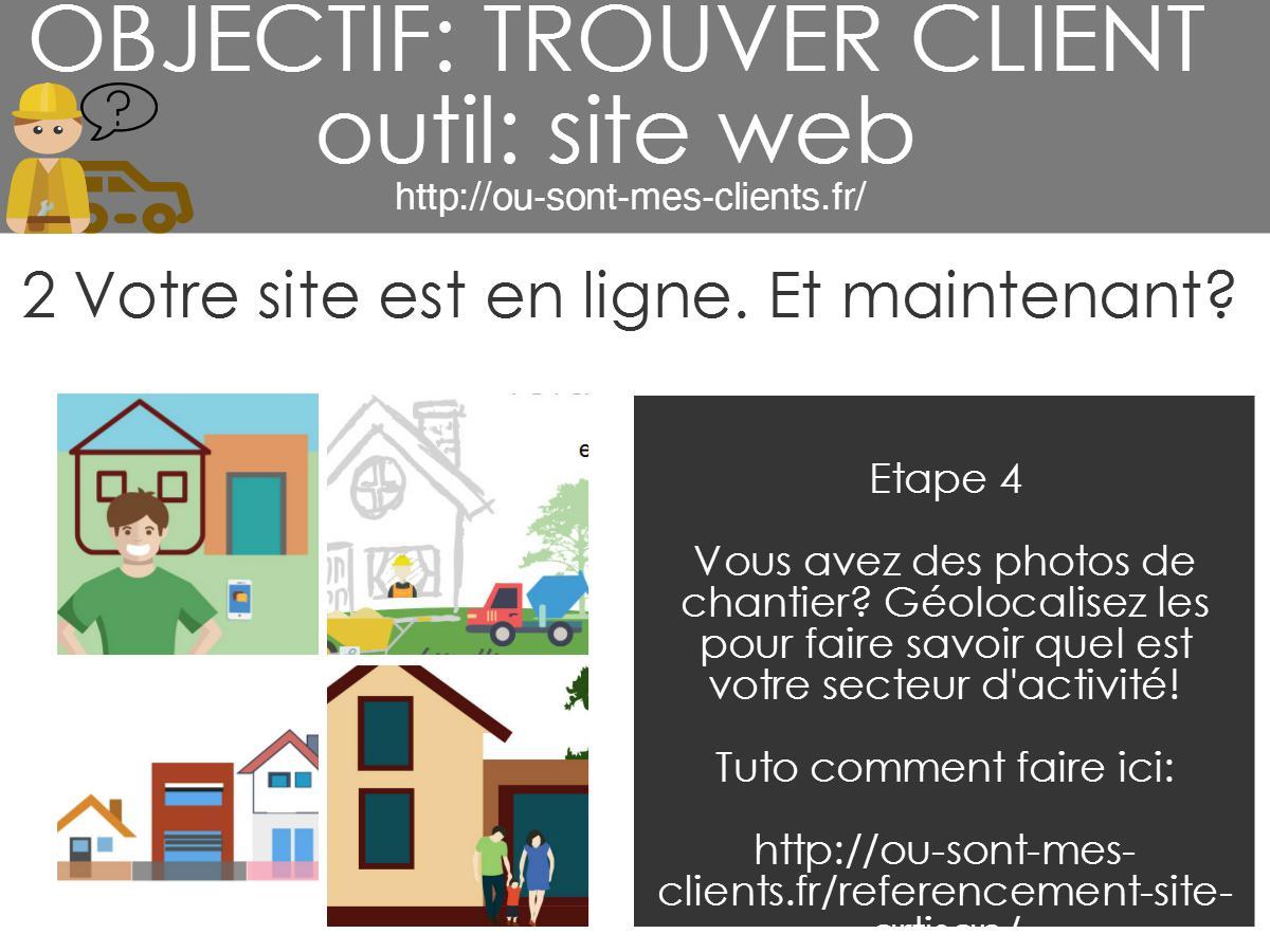 Trouver client site web pour attirer les procpets pour for Site pour trouver des hotels