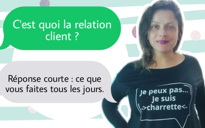principes relation client