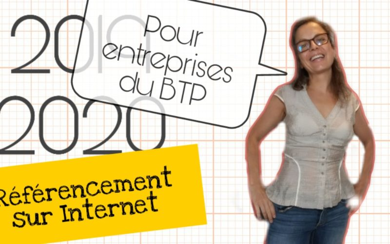 referencement internet btp