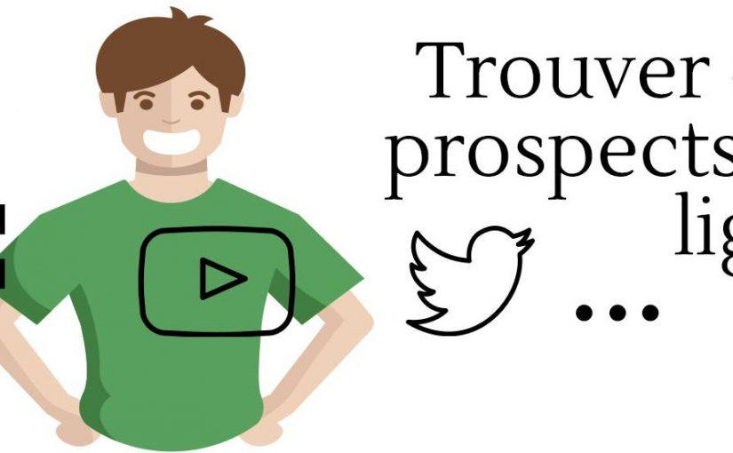 prospecter en ligne sur les réseaux sociaux