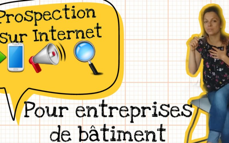 prospection sur internet