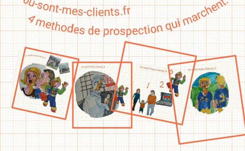 4 methodes de prospection