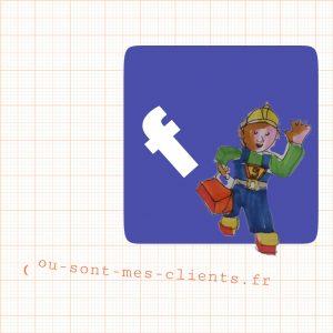 prospecter en ligne avec Facebook