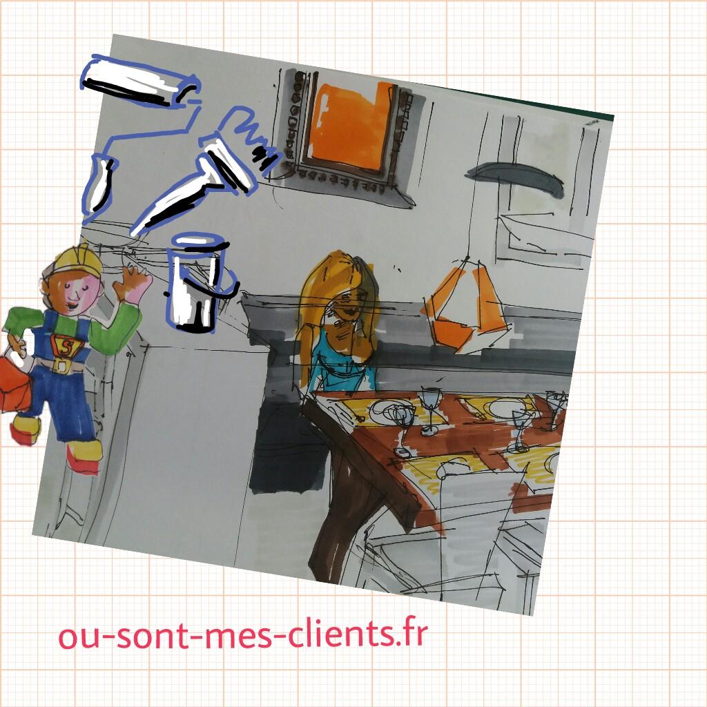 Devis Peinture à Tremblay-en-France → Prix au m2 : Maison, Appartement, Studio