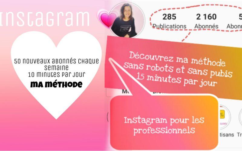 Comment avoir beaucoup de followers sur Instagram gratuitement