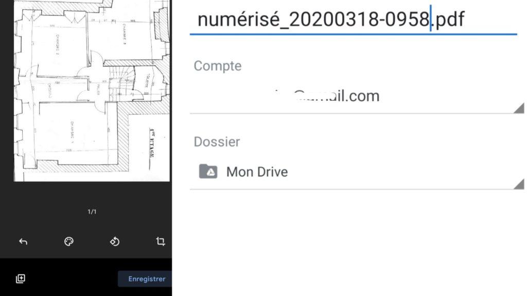 Comment scanner des documents en format pdf avec un smartphone