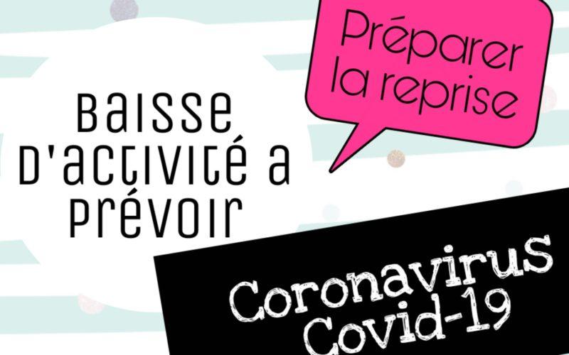 coronavirus covid 19 baisse activite