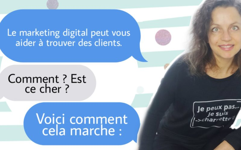 marketing digital comment ca marche