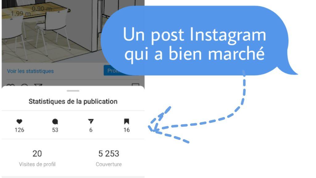 Comment poster sur instagram