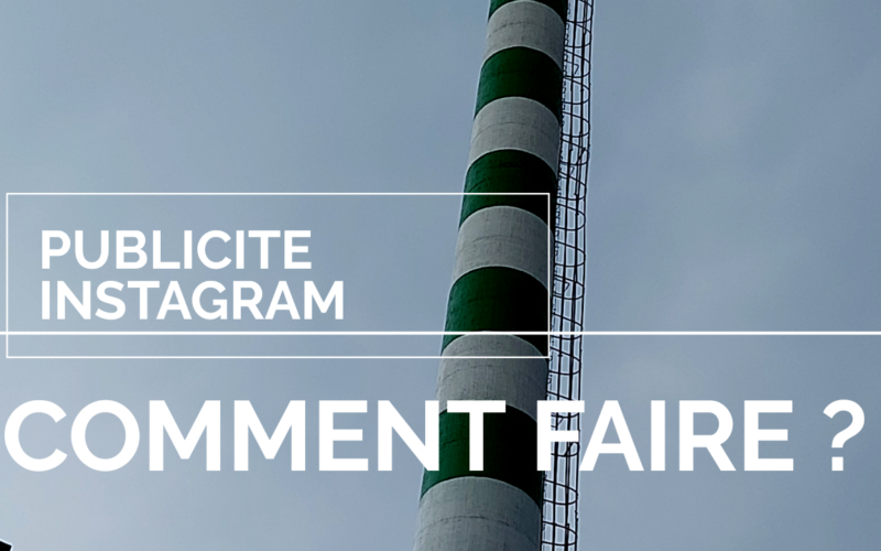 publicite instagram comment faire