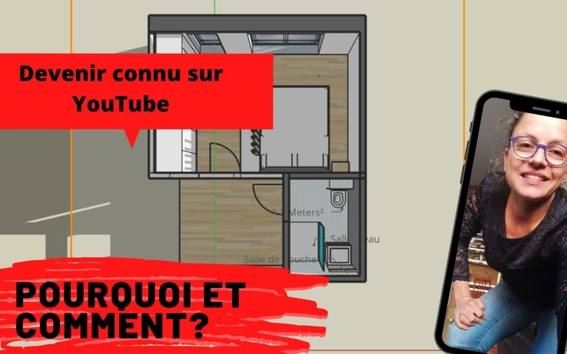 devenir connu sur YouTube